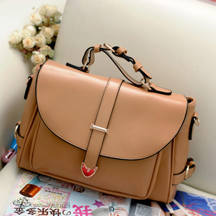2013 new Korean fashion women bag retro baodan shoulder bag Crossbody bag Candy-colored wave ladies handbags