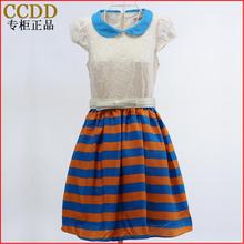 特价 CCDD 专柜正品 夏装新款132K108女装连衣裙女13-2-K108原269图片