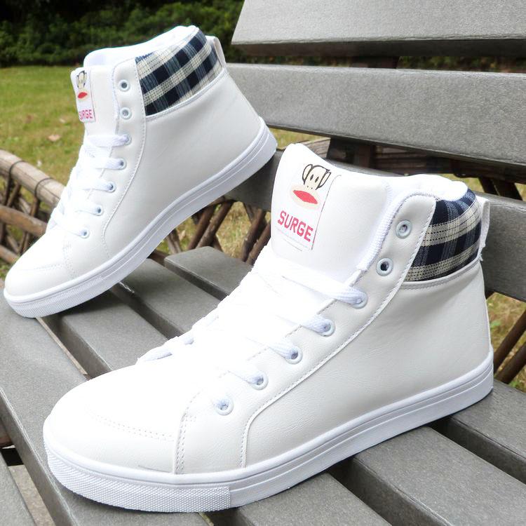 Цвет: Увеличение обувь 1261 белый мат