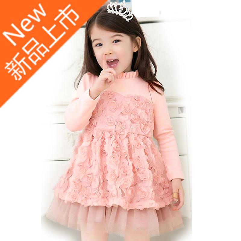 2013韩版童装 女童半身裙 连衣裙蓬蓬裙蛋糕裙纱裙公主裙女童短裙