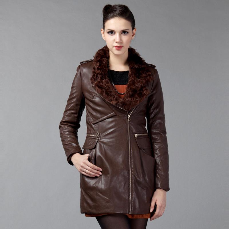 Кожаная куртка I say i do 144038564 2012 PU