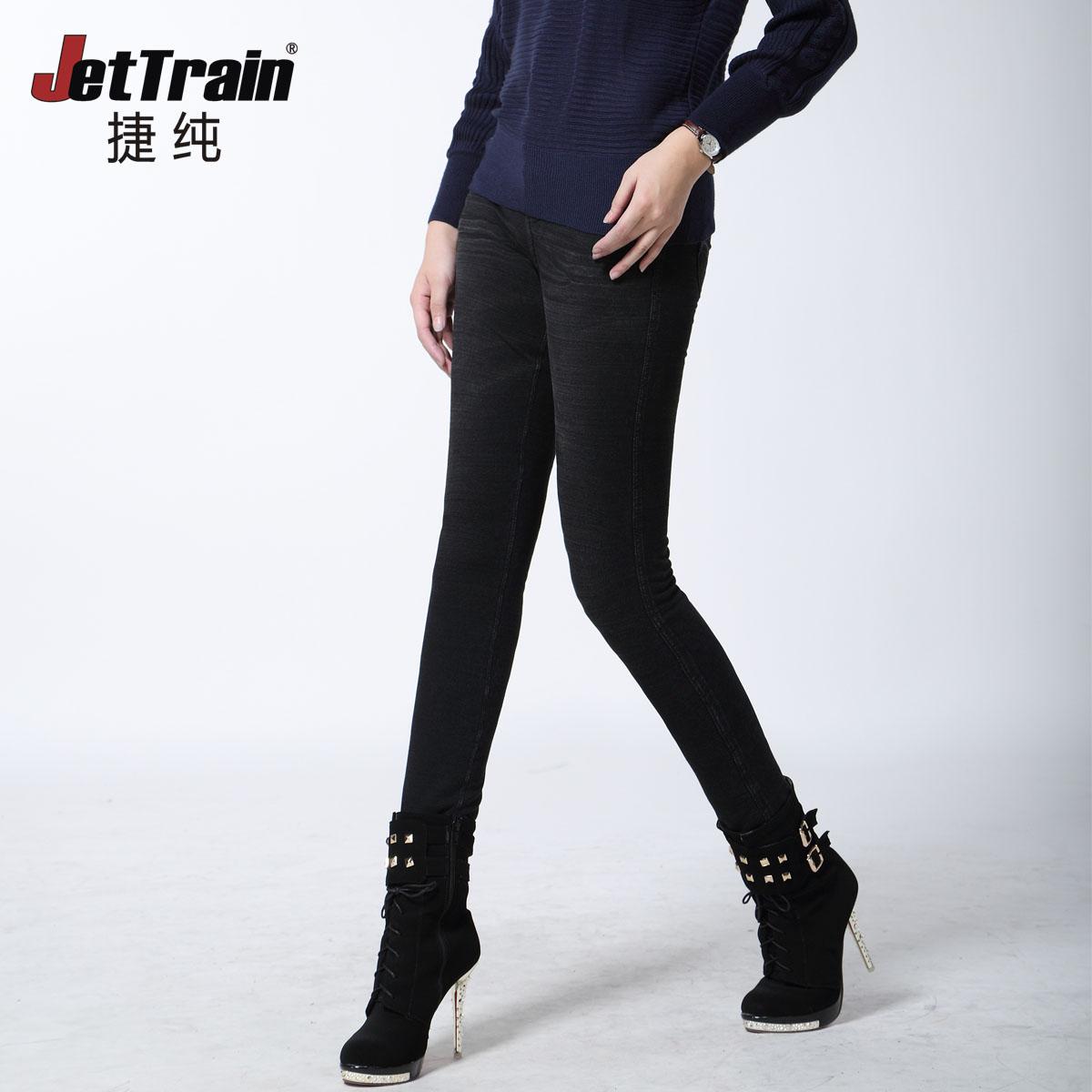 Джинсы женские Jettrain cqk0832fbl Jettrain / Jie pure