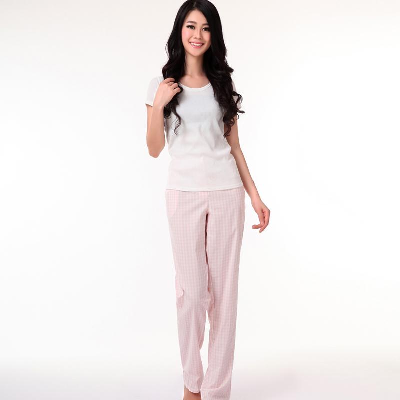 Пижамные штаны BI, silk