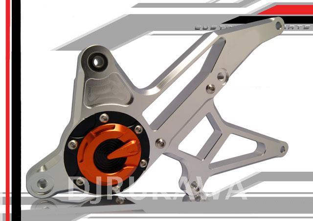 田HONDAPCX125/150改装CNC后摇臂排骨|蜜汁红烧排骨图片