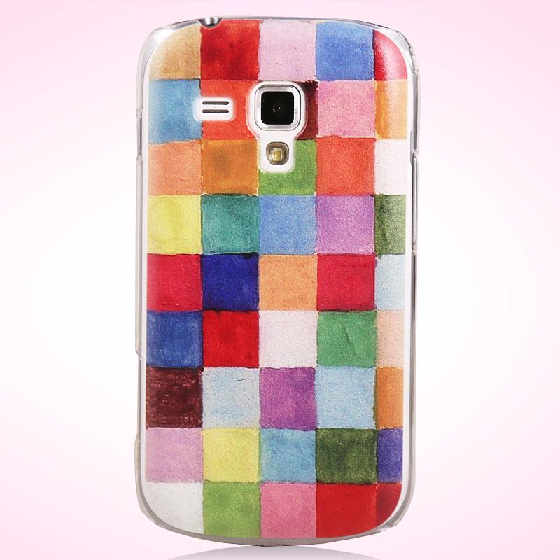 Цвет: Яркие квадраты S7562