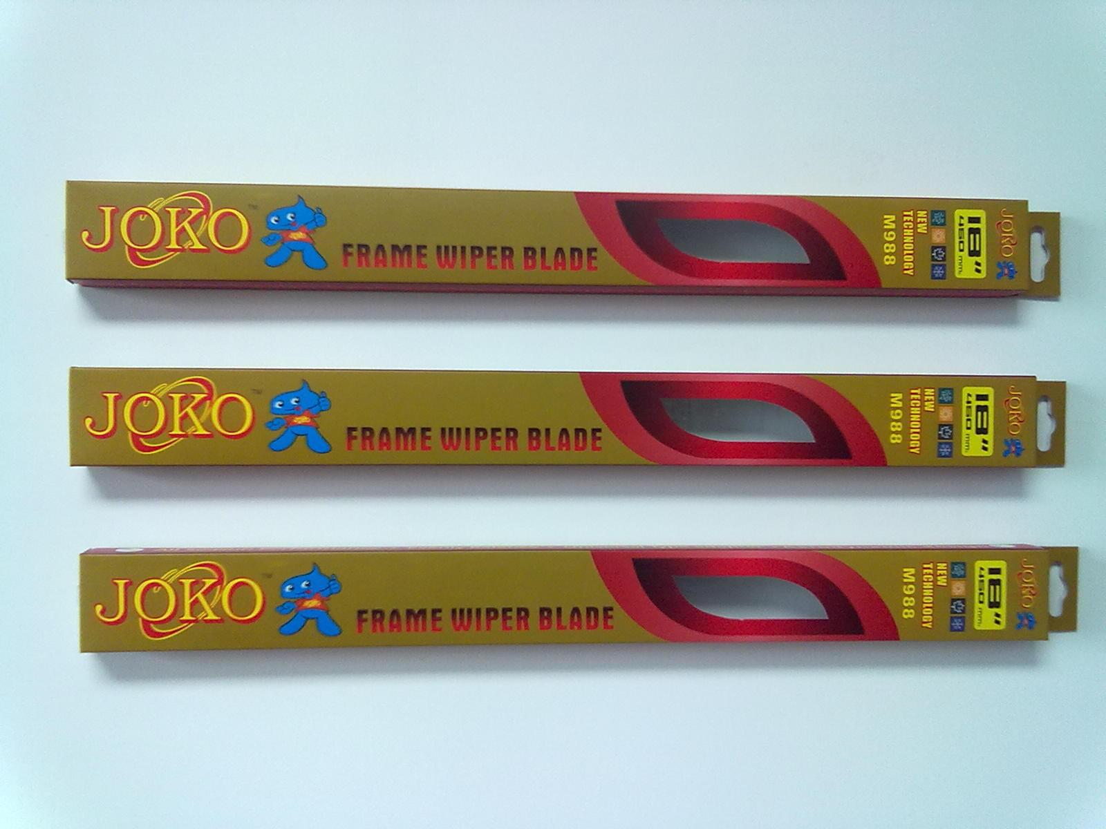 Щетки стеклоочистителей Joko