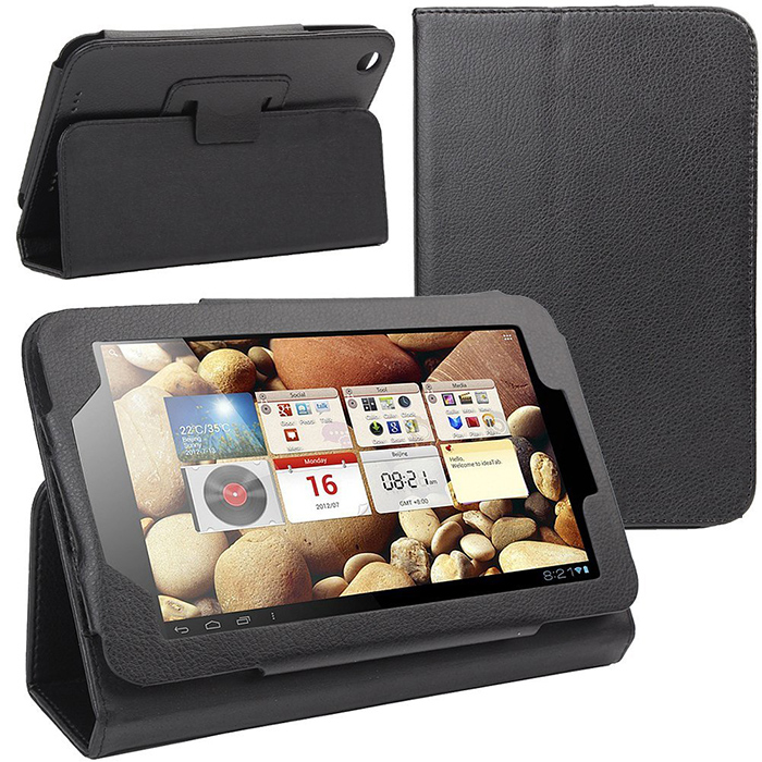 Чехол для планшета Lenovo, Lenovo ideatab a2107 7-дюймовый планшет вваливаться пу кожаный чехол
