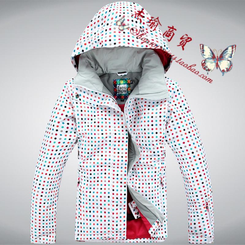 Лыжная одежда Gsou snow 0870 Gsou snow Хлопок Осень 2013