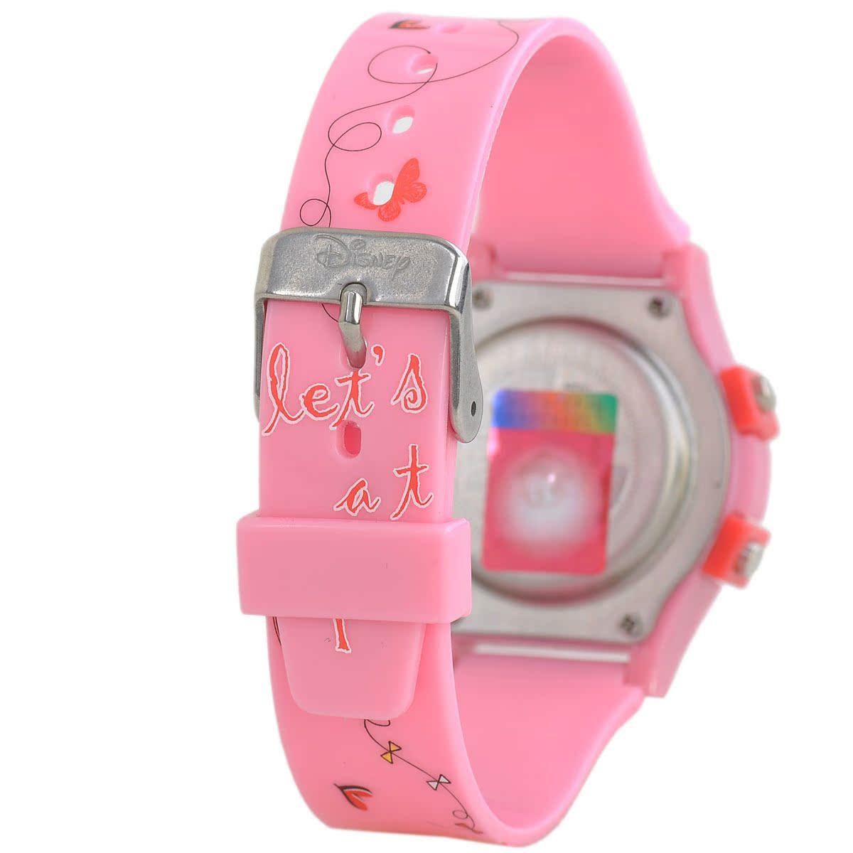 Часы Disney LED Электронные Детские часы США 2012