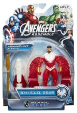 Marvel Select the avengers alliance 3.75 -inch: red eagle man special offer a clearance!