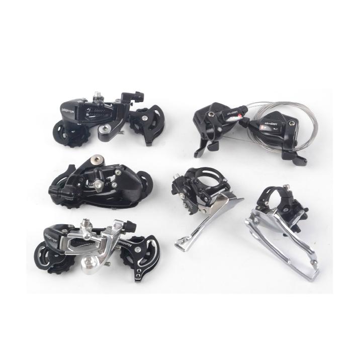 Переключение передач для велосипеда microshift微转变速 9速27速套件配合44t/42t牙盘/山地车变速套件