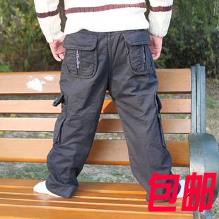 детские штаны Other mk2025 Other 100 хлопок Для отдыха % С кожаным поясом на талии