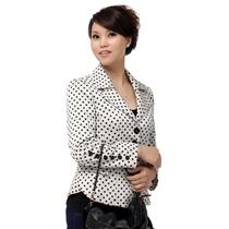 包邮2013春装小西装外套 韩版时尚妈妈装短外套 中年女装外套