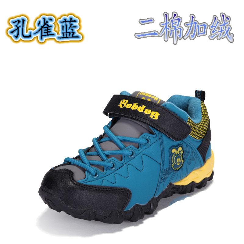 детские кроссовки Bobdog w38610 38610 Для молодых мужчин, Унисекс Зима Ультра-тонкая синтетическая кожа Другая спортивная обувь