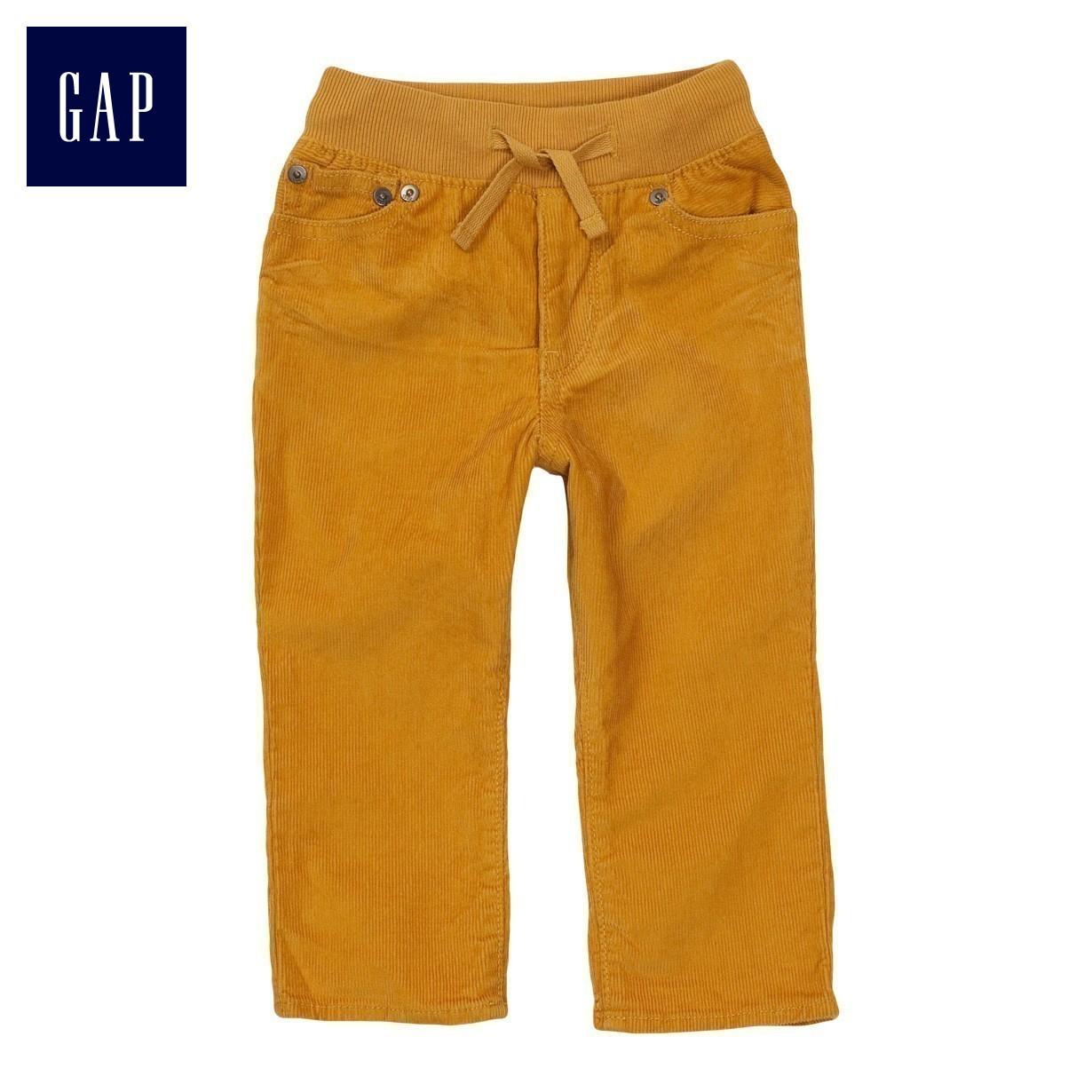 детские штаны GAP 000670318/1 Babygap 670318-1 229 GAP Хлопок (95 и выше) Для отдыха % С кулиской на талии