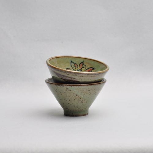 чайная чашка Dan Chan Tea Керамика Ручное окрашивание 200 мл и более