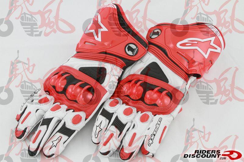 Мотоперчатки Alpinestars GP Pro перчатки мотоцикл гоночной дороге Перчатки кожаные, разрушить устойчивые импортированные кожа