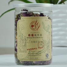 Masters of sell like hot cakes JUJIANG herbal tea Germany rose flowers Scented tea/tea cans of 80 g