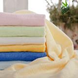 竹纤维洁面美容巾