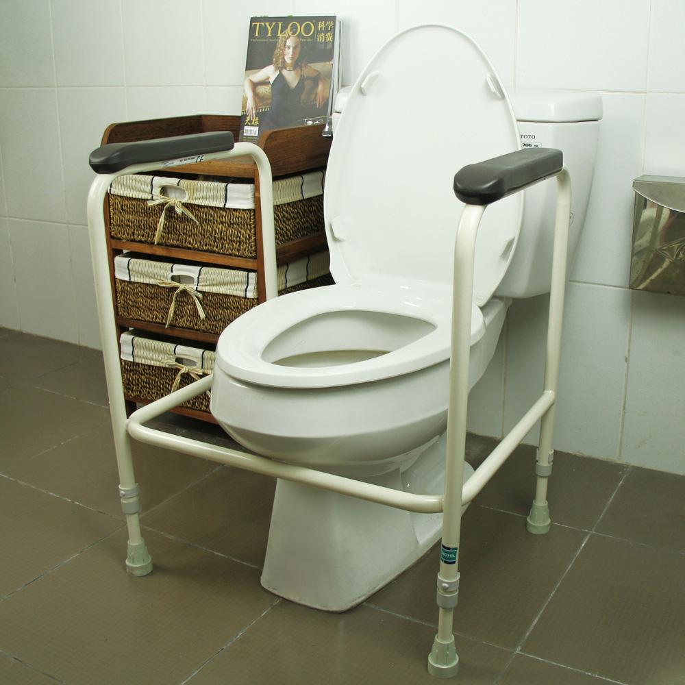 Free Installation World Toilet Toilet Toilet Handrail Handrail Assisting Armrest Old Toilet