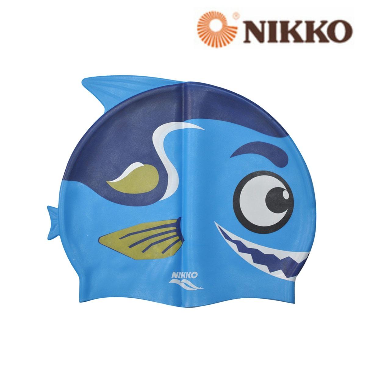 шапочка для плавания Nikko 049 NW