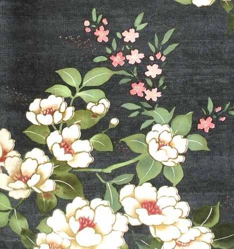 艾特·沃美国进口壁纸茶舍玫瑰田园风格小花客厅影视墙壁纸TR0875