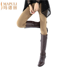[Full 150 minus 50] Mapuli lady legging pants children pants were thin stretch pants big yards