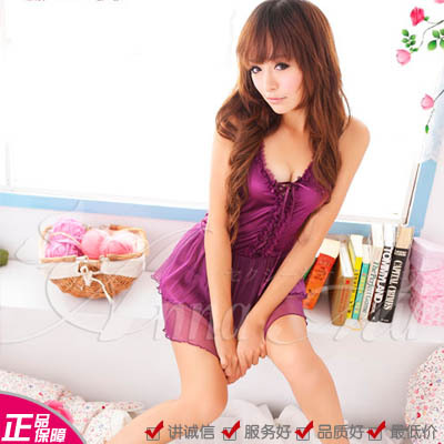 Anna Mu dream beauty Lashing RaoGeng two type pajamas Hot sexy women lingerie