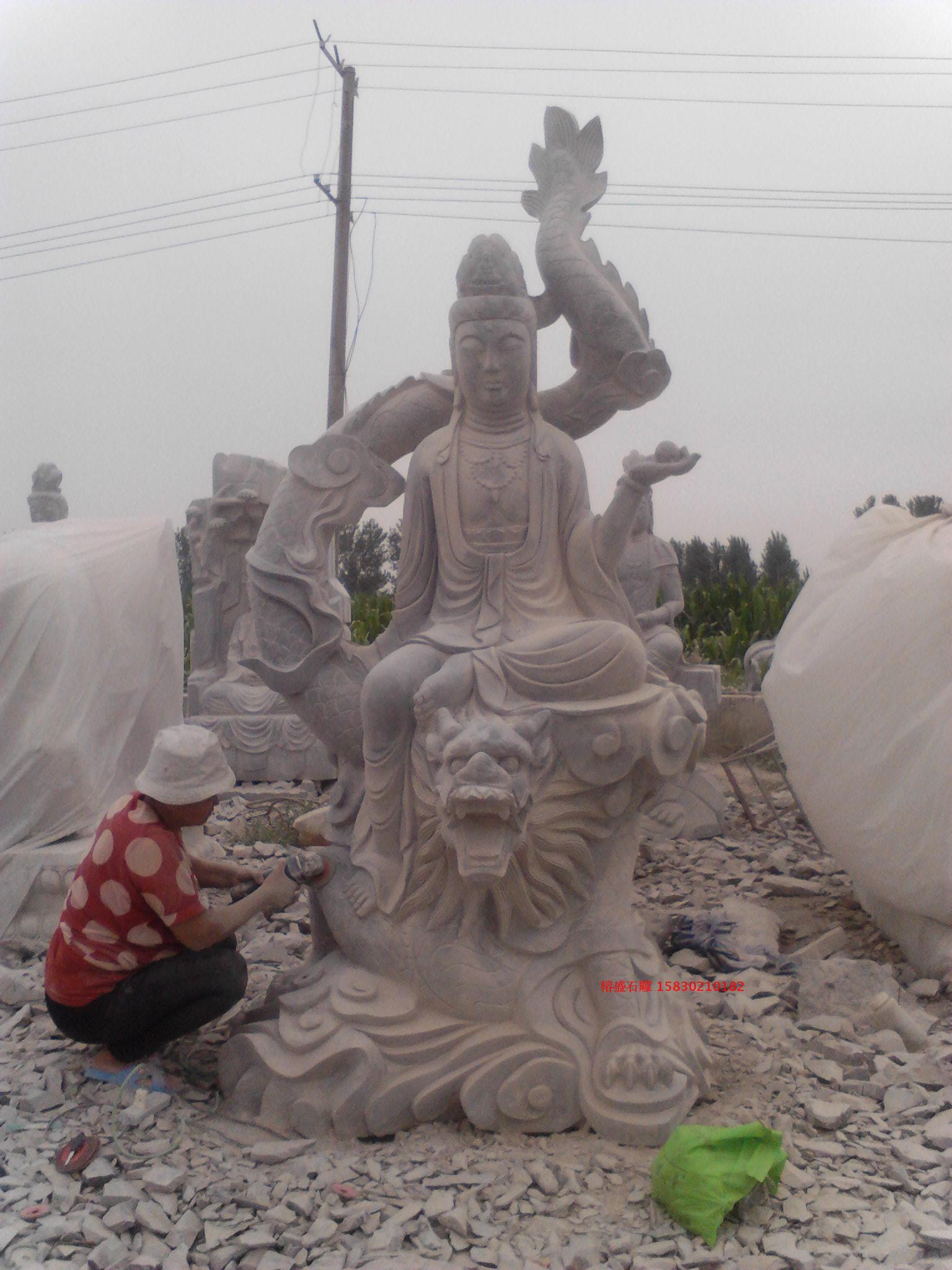 Чёрный мрамор Резьба по камню сидя статуи Будды, сидя камню статуя бодхисаттвы Гуаньинь Нотр-Дам Гуань Инь резьба, мрамор Ангелы