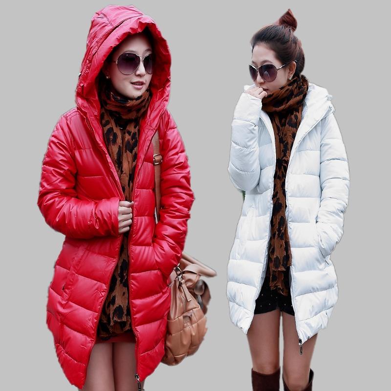 Женская утепленная куртка Тонкий слой жира мм «Taobao распродажа» и жира дамы XL долго телогрейку жира сестра утолщенной