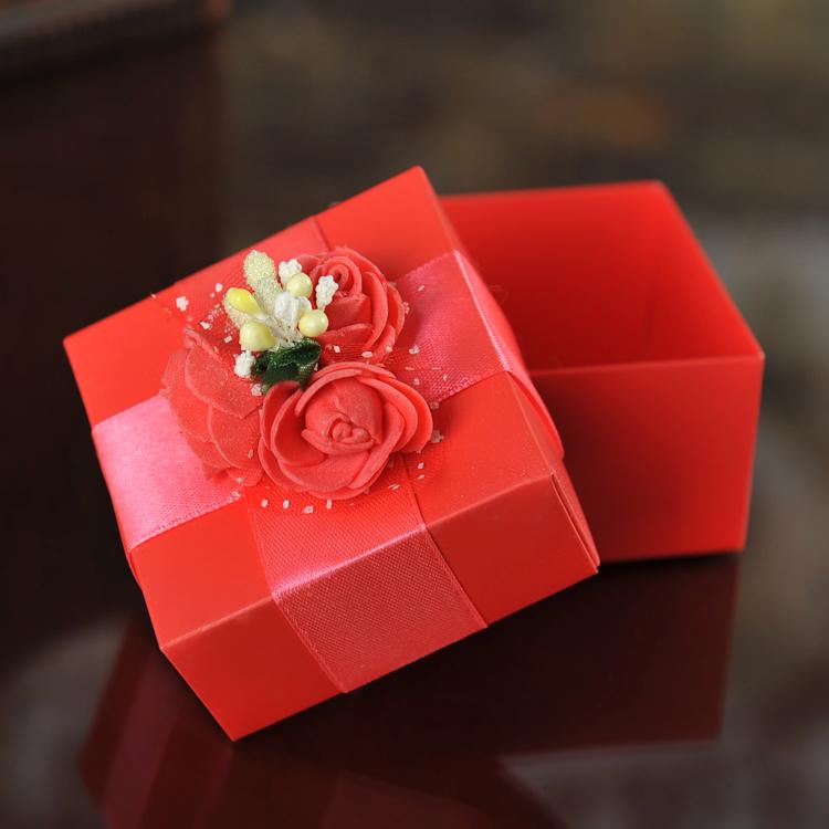 结婚喜糖盒 创意喜糖盒 欧式韩式喜糖盒 糖袋 喜糖盒子婚庆用品