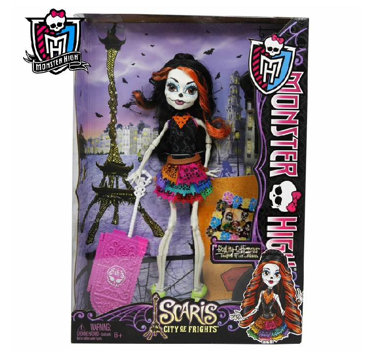 кукла Mattel y0376 Monster High Skelita CalaverY0376