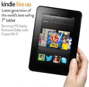 Планшет Amazon  Kindle Fire Hd (16G)