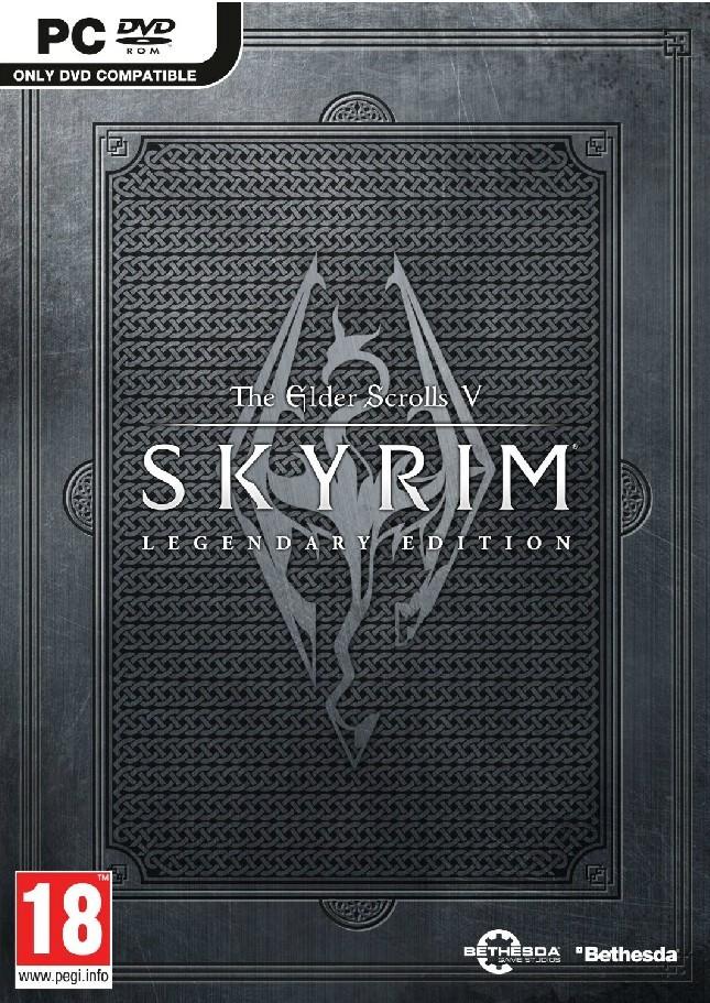 Компьютерная игра Ясенелистного свитки 5 PC подлинной небо ролл легенда Skyrim tesv старые 5 легенды книги