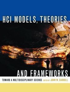 декоративная бутылка   HCI Models, Theories, And Frameworks: Toward Multidiscipli