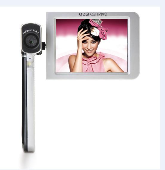 видеокамера Toshiba S20 Другой датчик Не дрожания Основе флэш-DV