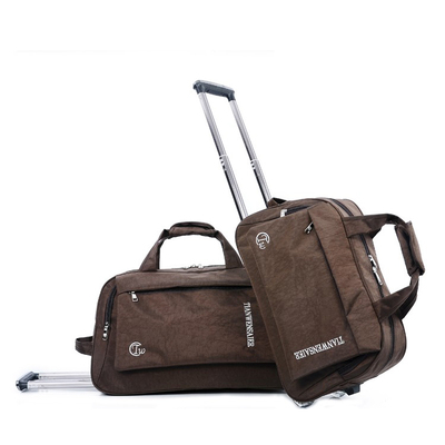 Special limited explosion models selling letters have a large capacity bag trolley bag men and women fashion luggage bag 20 inch 22