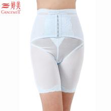 婷美正品高腰产后修复裤塑身衣收腹瘦肚子塑身衣裤tingmeinei内衣图片