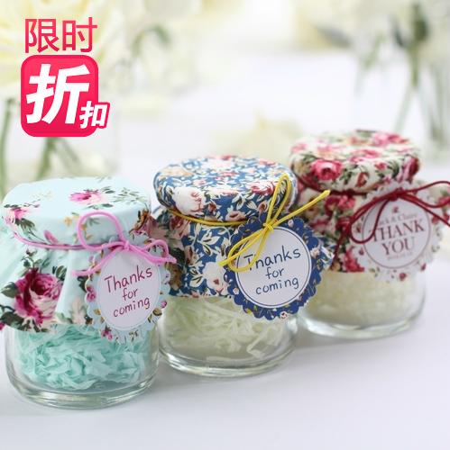 欧式结婚庆用品 喜糖盒子 创意2013喜糖瓶子 漂流瓶 许愿瓶 成品