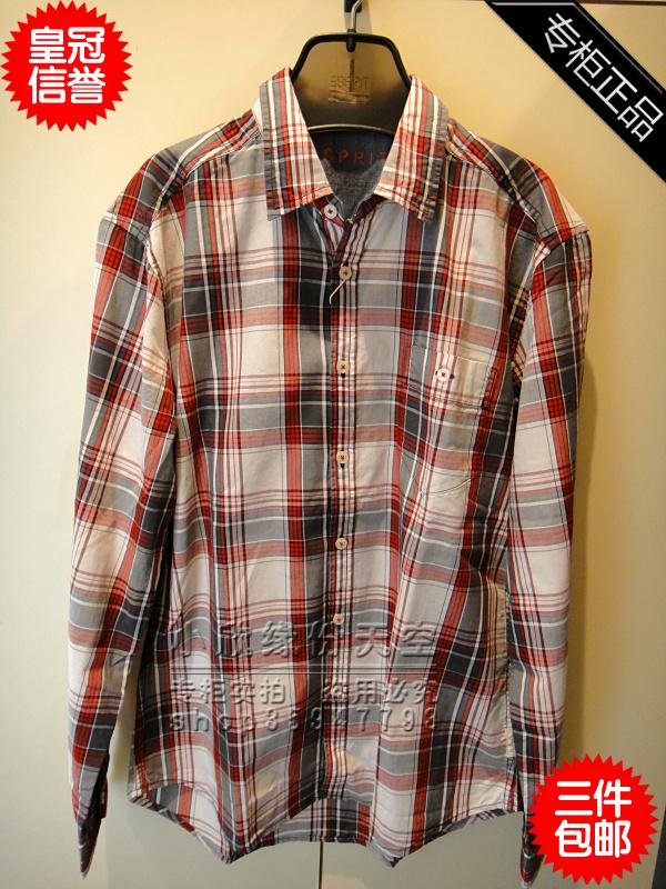 Рубашка мужская Esprit vd0903f 399