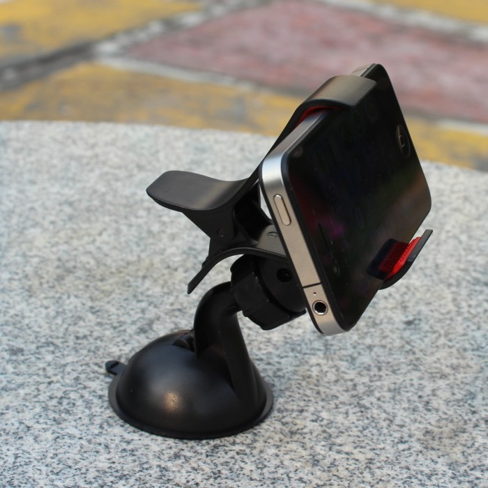 Автомобильный держатель телефона Cazre  360 Iphone4