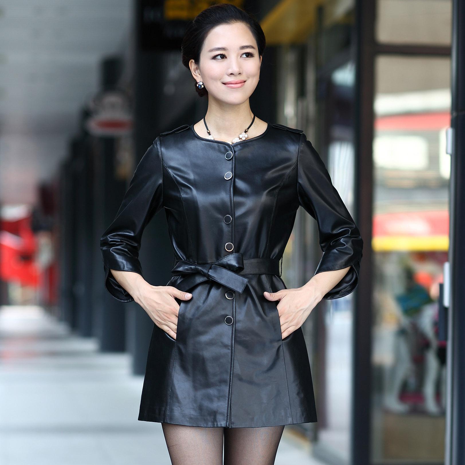 Кожаная куртка  1301 2013