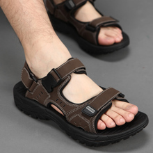 2013 new beach sandals for men