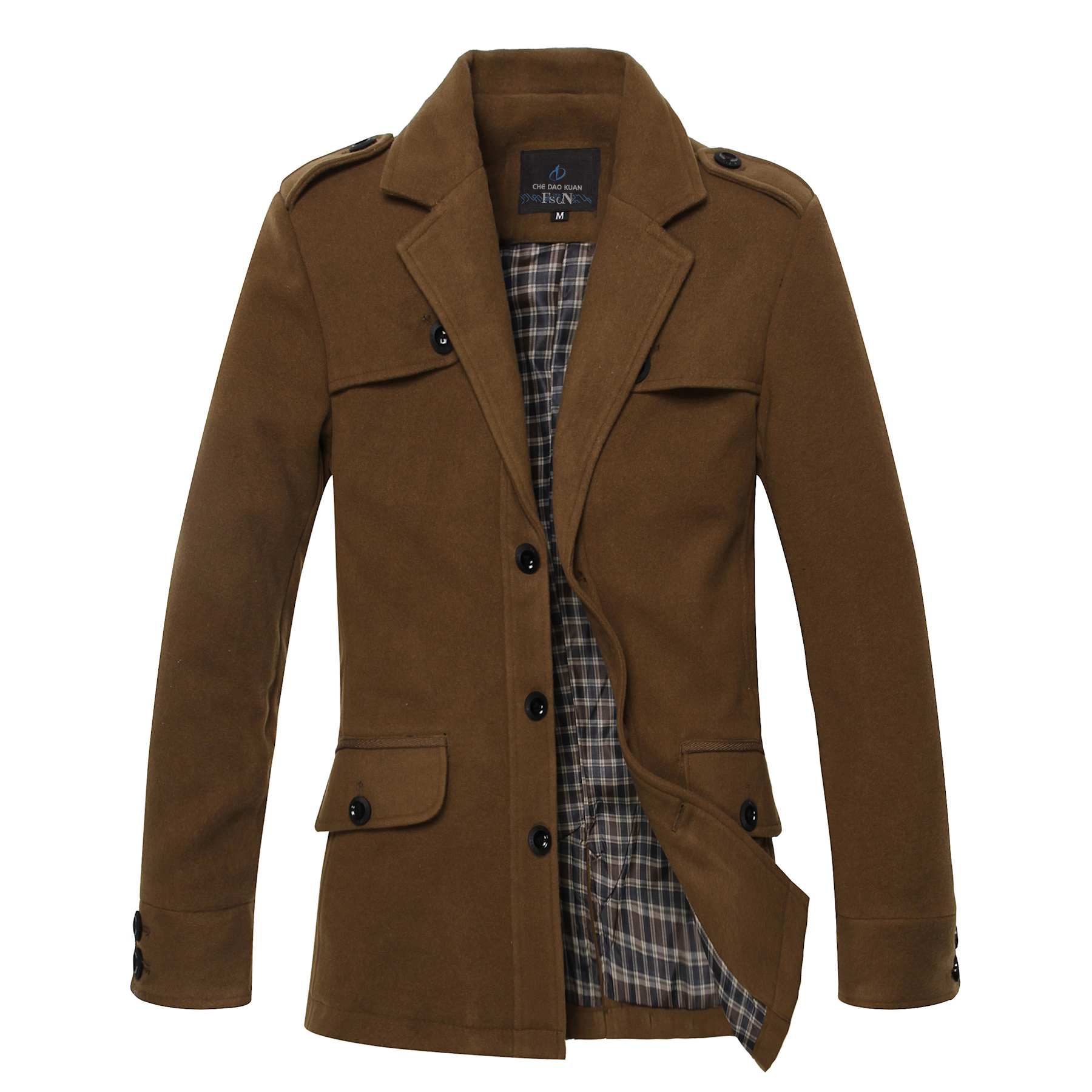 Пальто мужское Lane width cdk0302