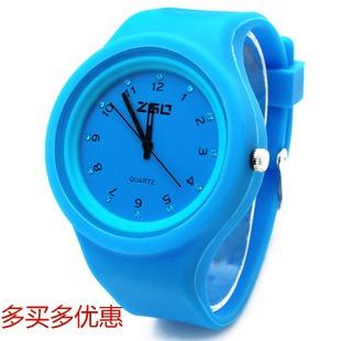 Часы Are Hong Kong ZGO Кварцевые часы Нейтральная форма Китай 2012
