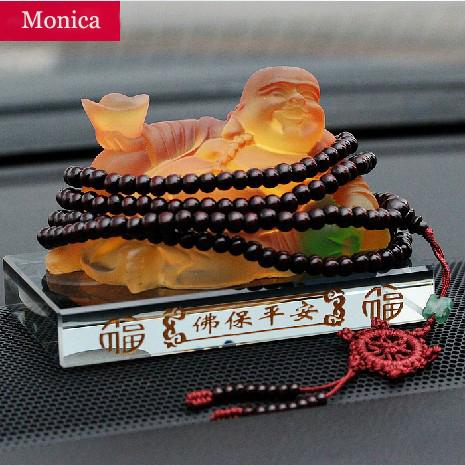 Емкость для ароматизатора в авто Monica