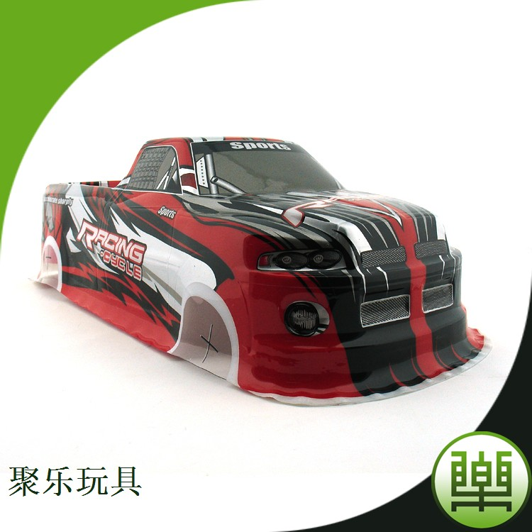 Printing PVC body 1:10 body RC car body pickup truck JL-120