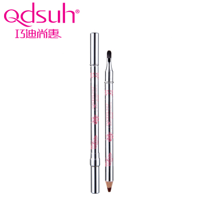 Qiao Di Shanghui Korea counters authentic pure natural plant-headed soft durable waterproof lip liner does not fade