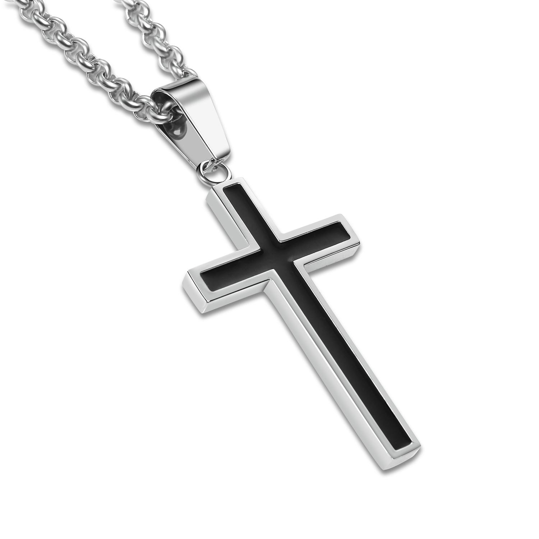 男士银项链价格_十字架项链男士钛钢哪种牌子比较好 价格