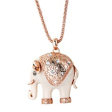 Wei ni hua long joker clothes deserve to act the role of female elephants sweater chain Han edition fashionable adornment necklace pendant jewelry